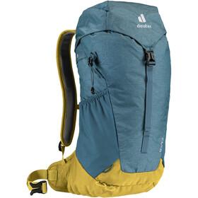 deuter AC Lite 16 Backpack, blauw/geel